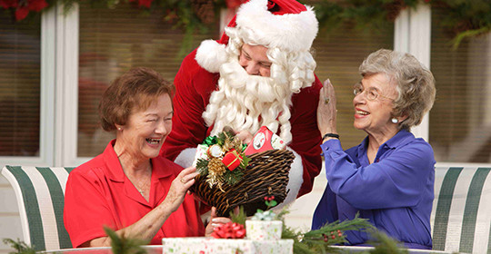 Holidays Important For Seniors