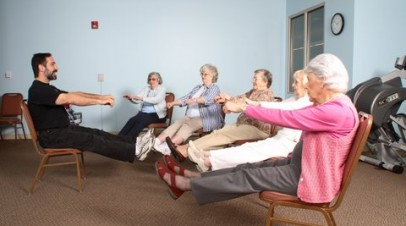 Practicing Yoga Benefits The Elderly