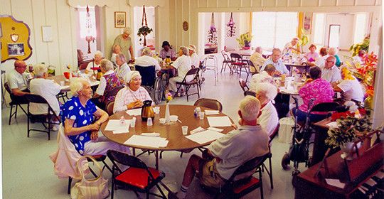 Value Of Senior Centers