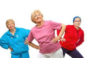 Regular exercise for Elderly